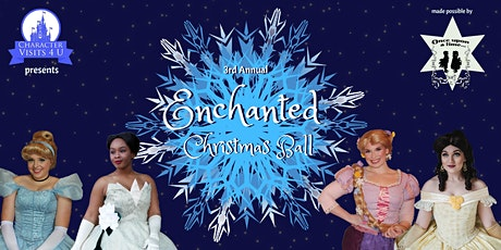 3rd Annual Enchanted Christmas Ball tickets