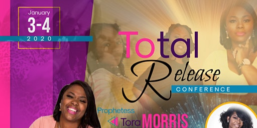 SuperNatural Sisters Total Release Conference - 2020