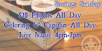 Savings Sunday