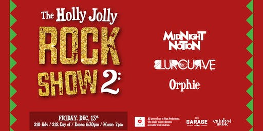 Holly Jolly Rock Show 2