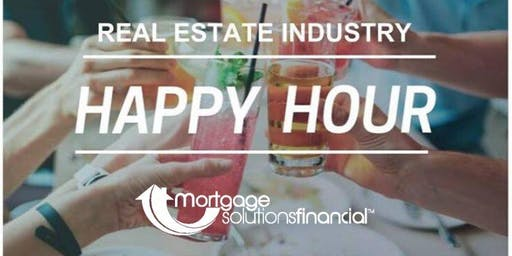 Real Estate Industry Pre-Holiday Happy Hour