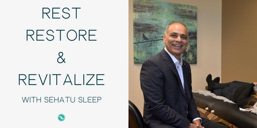 Sehatu Sleep Workshop: Rest, Restore, & Revitalize