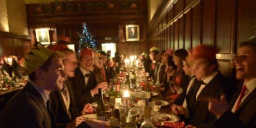 Annual Oxford Christmas Dinner 2019