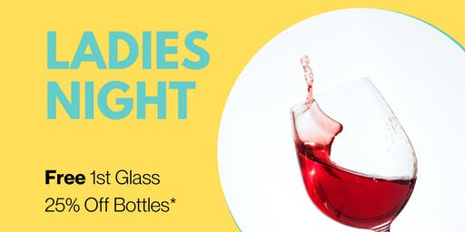Ladies Night Every Thursday at The Bevy Naples - Free Wine