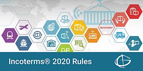 Incoterms® 2020 Rules Seminar in Atlanta  tickets