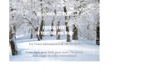 Winter Wonderland Christmas Gala