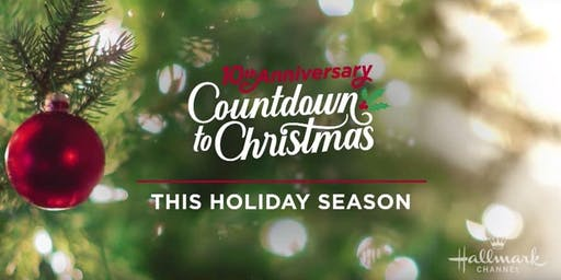 Countdown to Christmas Movie Viewing Party