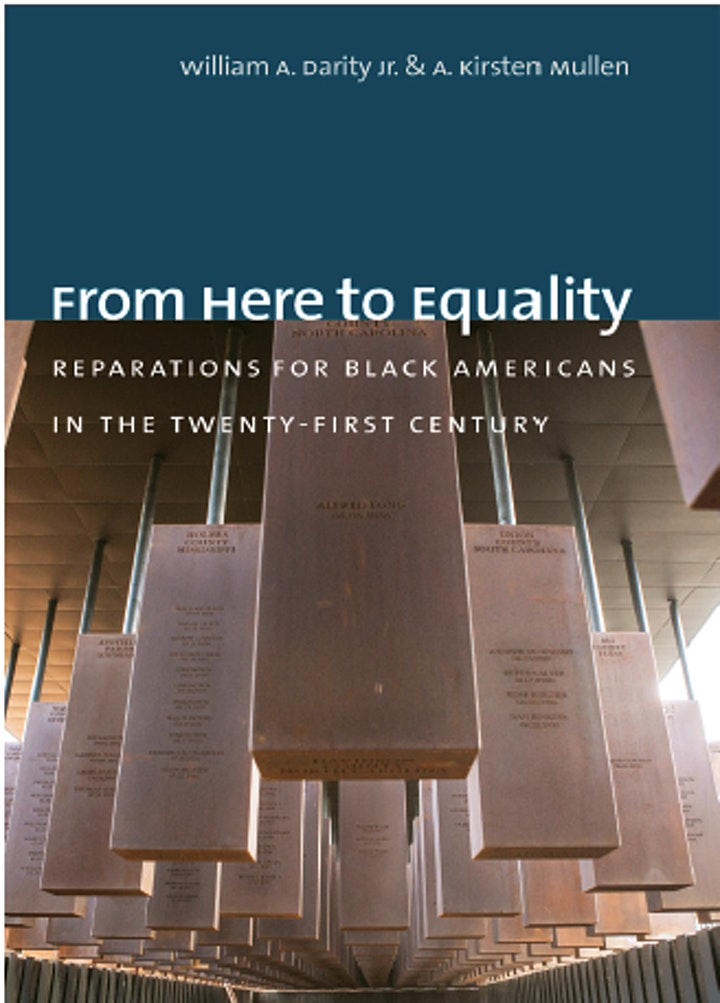 Case for Reparations: Conversation with Prof. Sandy Darity & Kirsten Mullen image