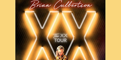 BRIAN CULBERTSON The ** Tour
