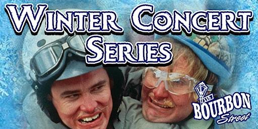 Winter Concert Series- Soda Jerks, January 17