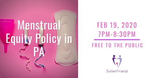 Menstrual Equity Policy in PA