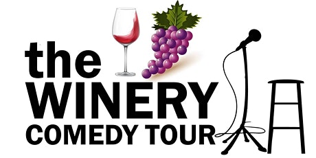 The Winery Comedy Tour at Domenico Winery tickets
