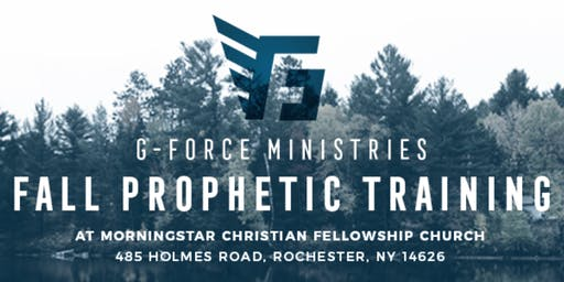 Fall Prophetic Training
