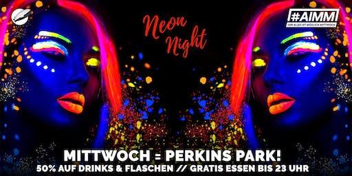 #AIMM - Neon Night @ Perkins Park