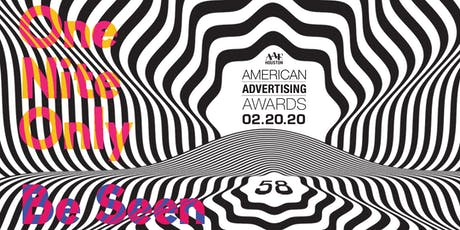 AAF-Houston 2020 American Advertising Awards (ADDY) Show tickets