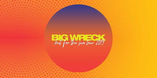 Big Wreck - But for the Sun Tour