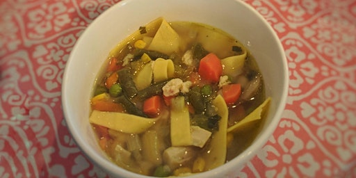 Soup Class - Broth Style Soups