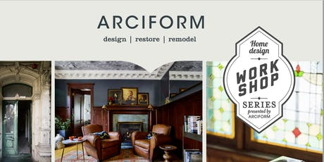 ARCIFORM   Architectural Styles of Portland tickets