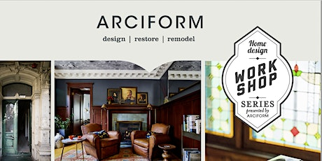 ARCIFORM | Architectural Styles of Portland tickets