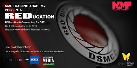 REDucation & CAMARA test for OTT entradas