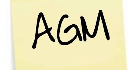 Dunedin Chapter - AGM tickets