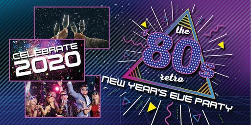 Retro '80s New Year's Eve Party at Lake Lawn Resort