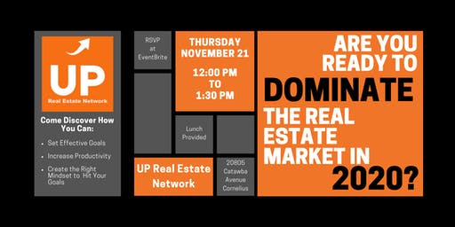 Dominate the Real Estate Market in 2020!