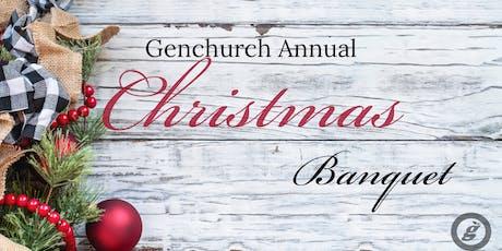 Generations Church Annual Christmas Banquet tickets