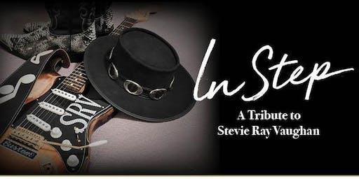 Blues Night w/ In Step (SRV Tribute) and Blackcat Roberts