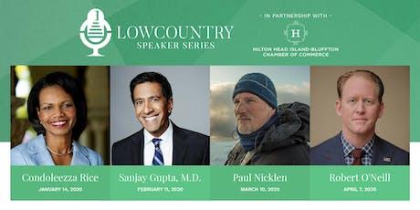 Lowcountry Speaker Series 2020 - Season Subscription tickets