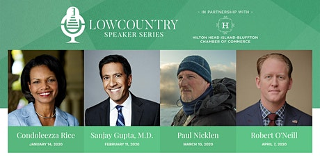 Lowcountry Speaker Series 2020 - Season Subscription tickets