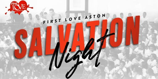 Salvation Night 2019