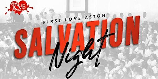 Salvation Sunday 2019