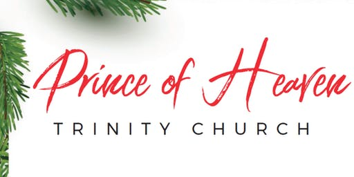 Trinity Christmas Concert - Friday, December 13, 2019 at 7PM
