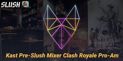 Kast Pre-Slush Mixer: Clash Royale Pro/Am