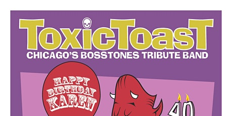 Toxic Toast at Reggies Music Joint tickets