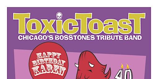 Toxic Toast at Reggies Music Joint