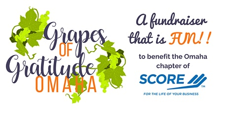 Grapes of Gratitude with SCORE Mentors tickets