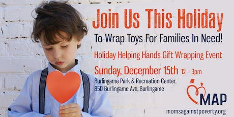 MAP's Annual Holiday Helping Hands Gift Wrapping Event tickets