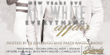 All White NYE Party tickets