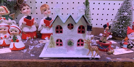 Holiday Make & Take: Putz House