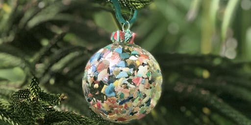 Sustainable Holiday Ornament Workshop with Stacey G.