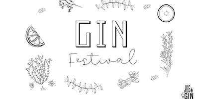 The Jug & Bottle Gin Festival Returns!