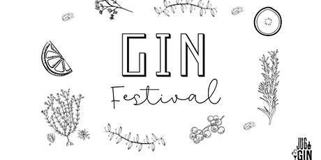 The Jug & Bottle Gin Festival Returns! tickets