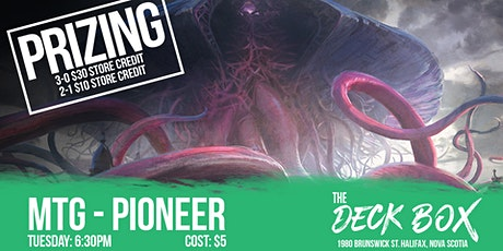 Pioneer Tuesday tickets