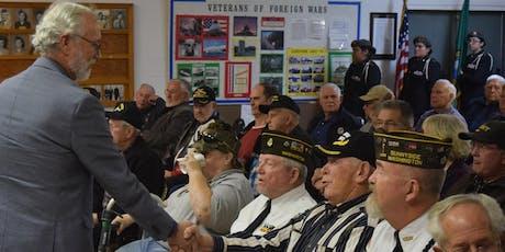 Veteran Service Fair 2019 tickets