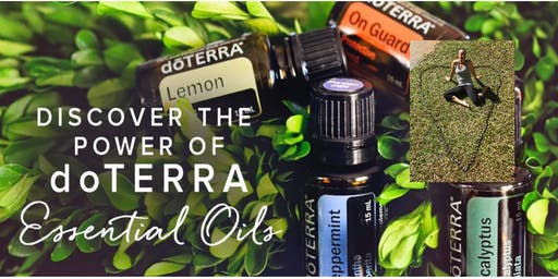 FREE WORKSHOP: Natural Solutions to Energy, Sleep and Stress - an Intro to Essential Oils