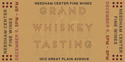 Grand Whiskey Tasting
