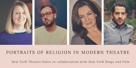 Portraits of Religion in Modern Theatre tickets