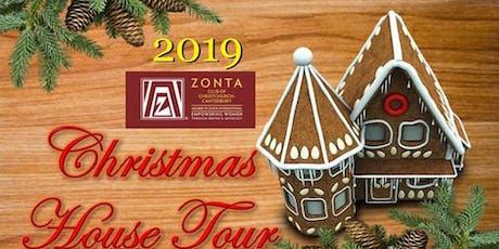 Zonta Christmas House Tour tickets
